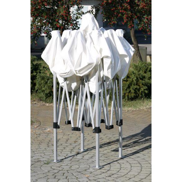 2,4x2,4 rendezvény sátor alumínium váz