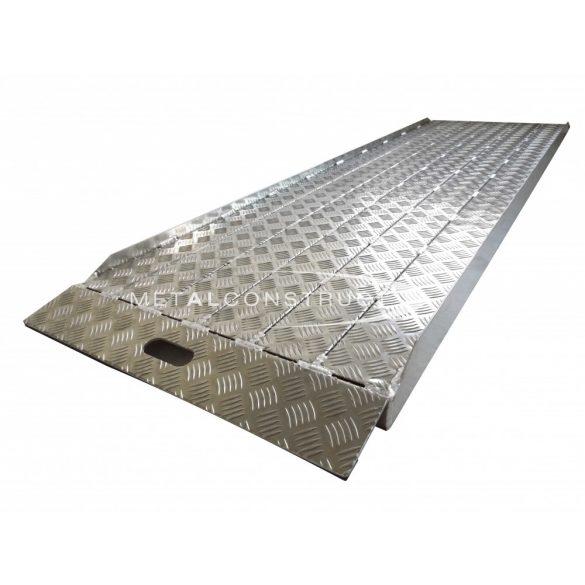 Alumínium rámpa 1500x694x90 mm