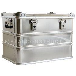A-73 alumínium box, 550x350x380 mm