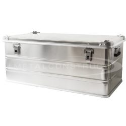 A-157 alumínium box, 750x550x380 mm