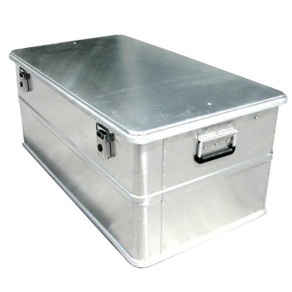 C-81 alumínium box, 750x350x310 mm