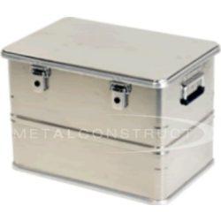 C-134 alumínium box, 85x450x350 mm