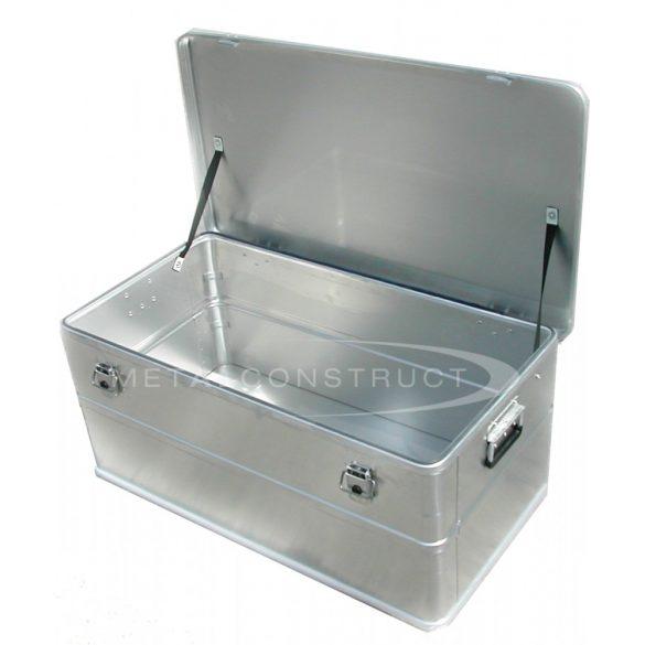C-134 alumínium box, 850x450x350 mm