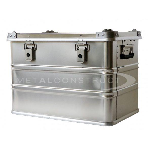 A-60 alumínium box, 550x350x320 mm