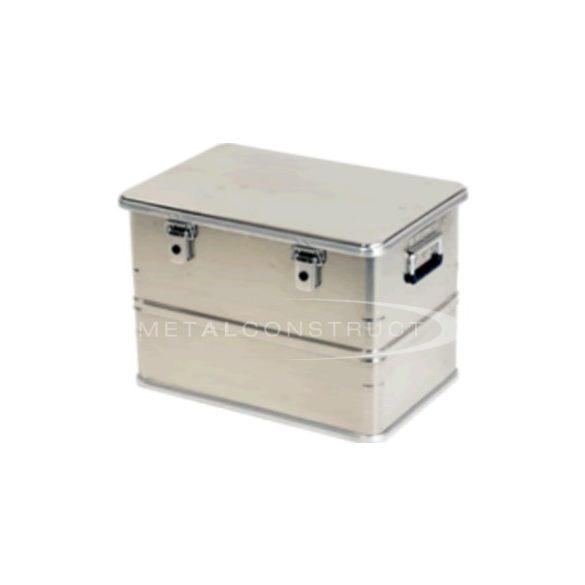 C-67 alumínium box, 550x550x220 mm