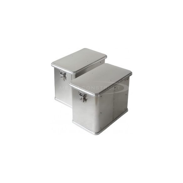 Motoros box C-36 zár+merevítés (bal)