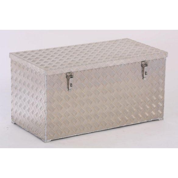 Cseppmintás doboz 1500x500x500 mm (375 l) gázrugó nélkül (hevederrel)