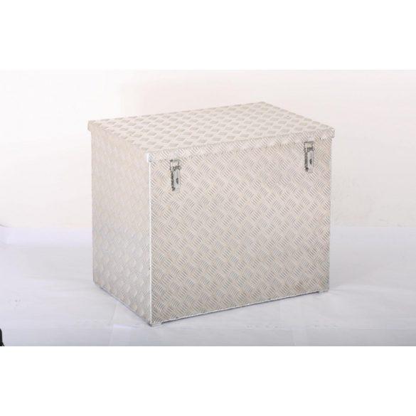 Cseppmintás doboz 1000x500x500 mm (250 l) gázrugó nélkül (hevederrel)