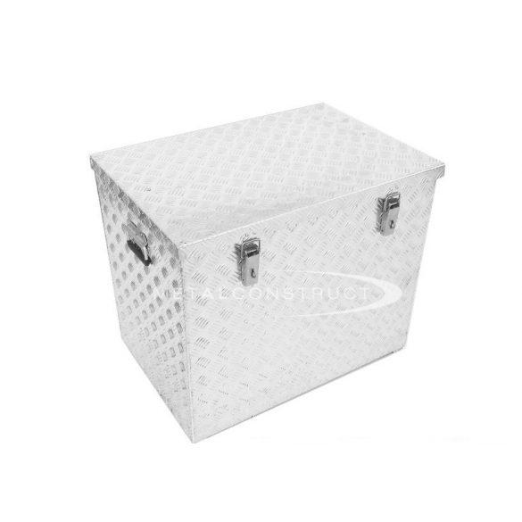 Cseppmintás doboz 1000x500x500 mm (250 l) gázrugó nélkül (hevederrel), fogantyúval