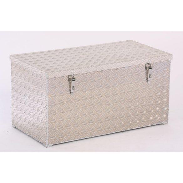 Cseppmintás doboz 11800x600x600 mm (648 l) gázrugó nélkül (hevederrel)