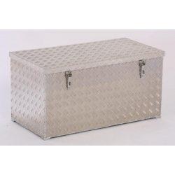 Cseppmintás doboz 1800x530x570 mm (544 l) gázrugó nélkül (hevederrel)
