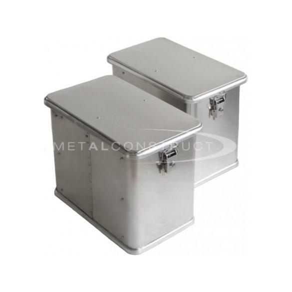 Motoros box C-41 zár+merevítés (jobb)