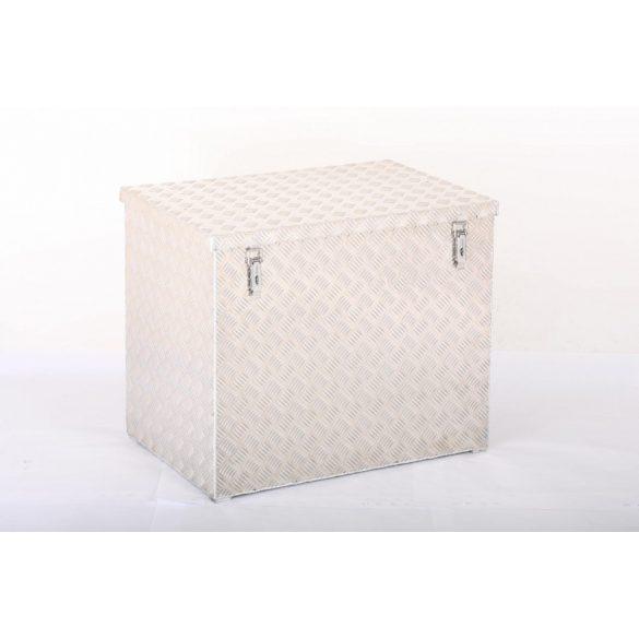 Cseppmintás doboz 600x400x500 mm (120 l) gázrugó nélkül (hevederrel)