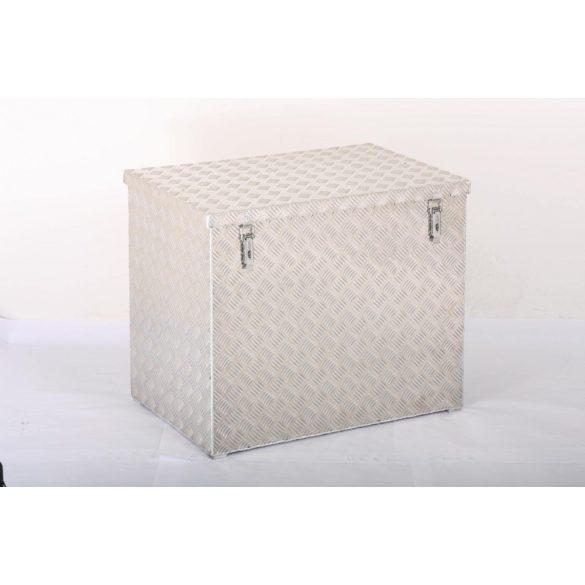 Cseppmintás doboz 750x500x625 mm (234 l) gázrugó nélkül (hevederrel)