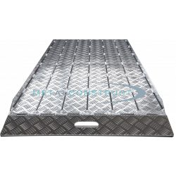 Alumínium rámpa 1500x924 mm