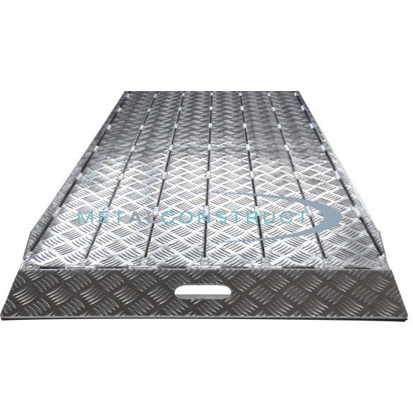Alumínium rámpa 1800x924 mm